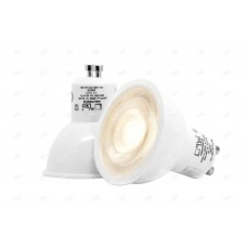 AGU700D - 7W HIGH OUTPUT DIMMABLE LED GU10