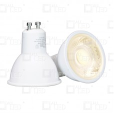 AGU501D/27 - 5.5W HIGH OUTPUT DIMMABLE LED GU10