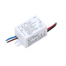 ADRCC350TD/1-4 - 1-4W 350mA Dimmable Constant Current LED Driver