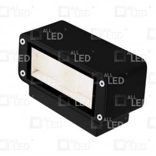 AWL01/BK - 12w Black Up/Down Wall Light